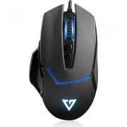 Mouse Modecom Volcano MC-GMX4 Plus Gaming, Black
