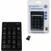 Tastatura Numerica Logilink Wireless