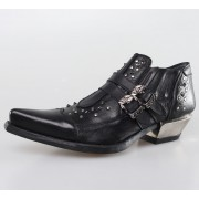 cipele NEW ROCK - 7956-S1 - NOMADA NEGRO