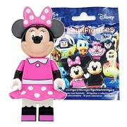 Lego (Lego) Mini Figure Figure / Disney Series / Minnie Mouse 71012-11