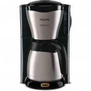 Cafetera Electrica Philips Hd7546-Gris Con Negro