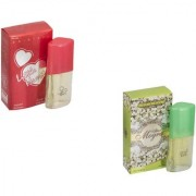 Set of 2 Little Heart 20ml-Attar Mogra 20ml Perfume