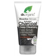 Activated Charcoal Face Scrub 125ml