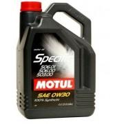 MOTUL Specific 506 01-506 00-503 00 0W30 - 5L
