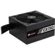 Sursa Corsair CX Series CX750, 750W, 80 Plus Bronze, Active PFC, ATX12V v2.4