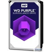 WesternDigital WD40PURZ WD Purple; 4 TB biztonságtechnikai merevlemez; 24/7 alkalmazásra