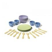 Green Toys Dinette Service Vaisselle