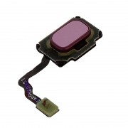 Avizar Substituição de Botão Principal / Leitor de Impressões Violeta para Samsung Galaxy S9 / S9 Plus