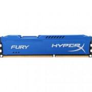 HyperX Modul RAM pro PC HyperX Fury Blue HX318C10F/8 8 GB 1 x 8 GB DDR3 RAM 1866 MHz CL10 11-10-35
