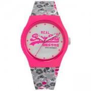 Дамски часовник Superdry - Urban Floral, SYL169EP