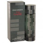 The Game Eau De Toilette Spray By Davidoff 3.4 oz Eau De Toilette Spray