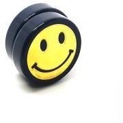 Golden Smile Black MAGNETIC 1 Pc. Earring Trendy MAGNET Both Side For Boys/Mens/Gents (NO PEARCING)
