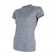 Sensor Motion sportshirt korte mouw grijs dames