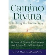 Camino Divina Walking the Divine Way: A Book of Moving Meditations with Likely and Unlikely Saints, Paperback/Gina Marie Mammano
