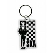 kulcstartó Ska (Rude Boy) - RK38035 - PYRAMID POSTERS