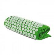 Capital Sports Repose Yantramatte, zöld, 80x50cm, akupresszúrás masszázs szőnyeg (FIT20-Easer)