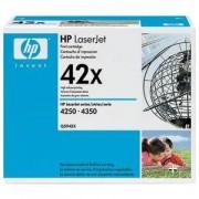Тонер касета за Hewlett Packard 42X LaserJet 4250/4350 голям капацитет (Q5942X)