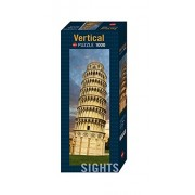 Paul Lamond Leaning Tower of Pisa Vertical Puzzle (1500 Piece)