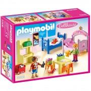 Playmobil dollhouse cameretta dei bambini