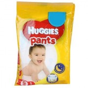 HUGGIES PANTS SIZE- S ( SET OF 1 PCS )
