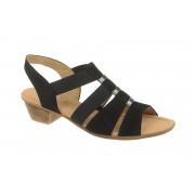 Gabor comfort Sandale Kreta blau