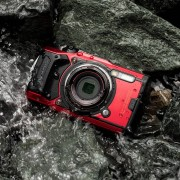 Olympus Tough TG-6 Röd