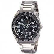 Citizen Eco-Drive Analog Black Dial Mens Watch - Ap4010-54E