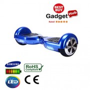 """6.5"""" Midnight Blue Segway Hoverboard"""