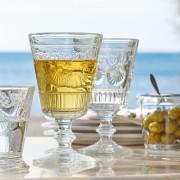 LOBERON Lot de 6 verres à vin Beroille