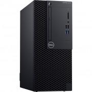 PC Dell OptiPlex 3070, 44NDP, Tower, Intel Core i5 9500 3GHz, 512GB SSD, 8GB, Intel UHD 630, Windows 10 Professional, crna, 12mj, Tipk., Miš