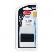 Nikon Hähnel Batteri Nikon HL-EL20 (EN-EL20)