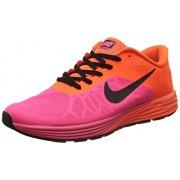 Nike Men's Lunar Launch Orange Running Shoes - 8.5 UK/India (43 EU)(9.5 US)(654915-800)
