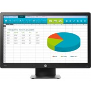 "HP ProDisplay P203 20"" HD+ LED Black computer monitor"