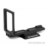 SUNWAYFOTO Specific L-Bracket for Sony NEX-7 PSL-N7