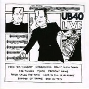 UB40 - Ub40 Live (0077778638926) (1 CD)
