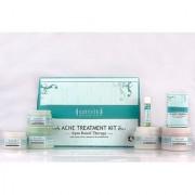 Sattvik Organics ACNE TREATMENT COMBO- (ACNE TREATMENT KIT 260gm ACNE SOAP 75gm)
