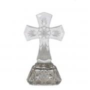 Cruce cristal 17 cm