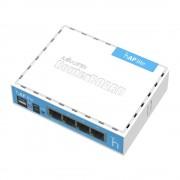Router Wireless Mikrotik hAP lite 4xLAN