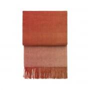 Elvang - Horizon Decke, pompeian red / terrakotta