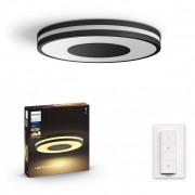 Philips Hue 32610/30/P6 LED přisazený lustr Being 1x32W 2200-6500K - Bluetooth, s dálkovým ovladačem