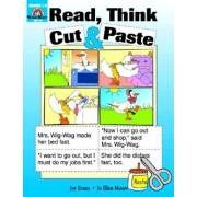 Read Think Cut & Paste, Paperback