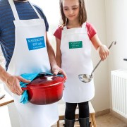 Personalised Kid's Apron with photo