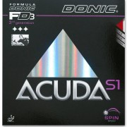 Donic Acuda S1-Red-Max