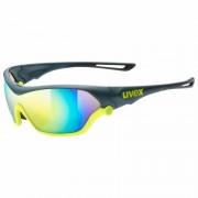 UVEX Gafas Uvex Sportstyle 705 Grey Mat Neon Yellow