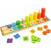 Jucarie educativa Big Jigs Learn To Count