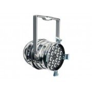 Showtec PAR-64 Q4-18 LED Floorspot, silver