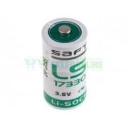 Bateria LS17330 LS 17330 Saft 2.1Ah 3.6V
