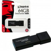 USB Kingston DataTraveler 100 G3 Pendrive 64 GB USB3.0