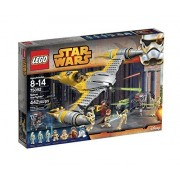 LEGO Star Wars Naboo Starfighter 75092 Building Kit by LEGO [Parallel import goods]