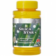 Silica Star - formarea colagenului